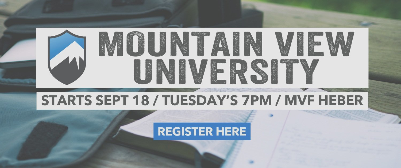 Mountain View Fellowship | Home - Church in Kamas, UT